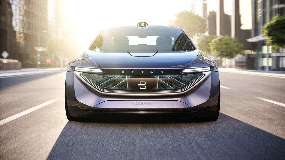 Byton - Xe ô tô điện của Trung Quốc