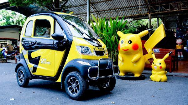 Xe ô tô điện Mini Thái Lan