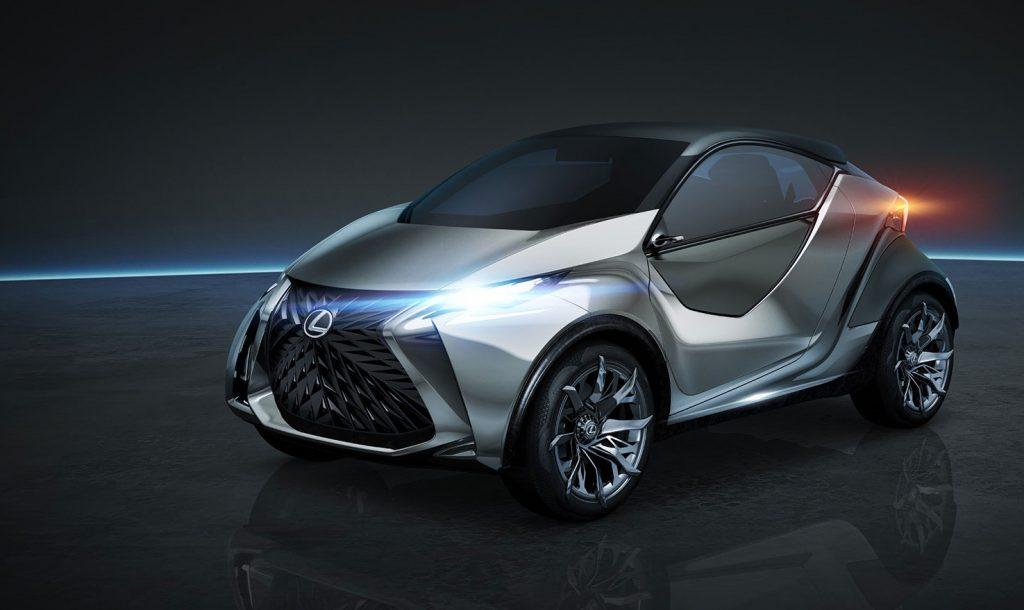 Lexus EV LF-SA