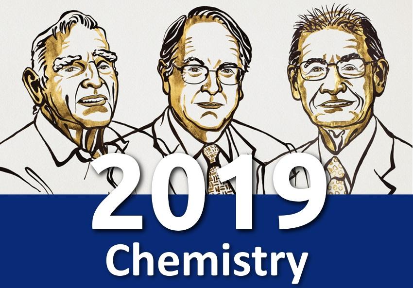 3 nhà khoa học đi tiên phong trong công nghệ pin Lithium-Ion