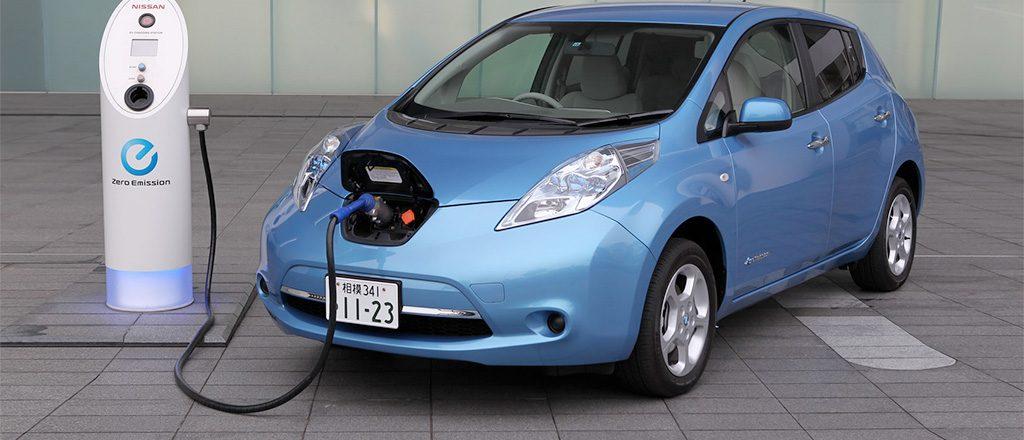 Sạc điện ô tô EV