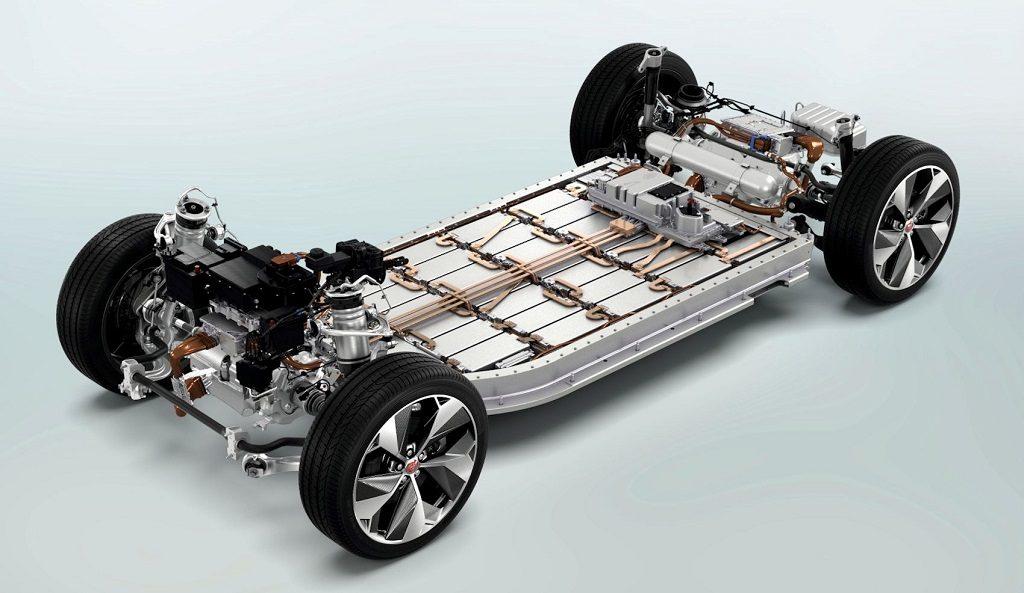 Động cơ và Pin xe điện EV