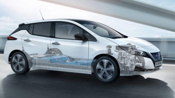 Pin Lithium-ion EV Car