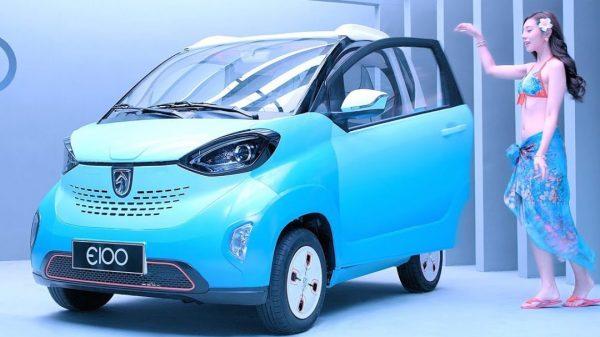 EV Car China