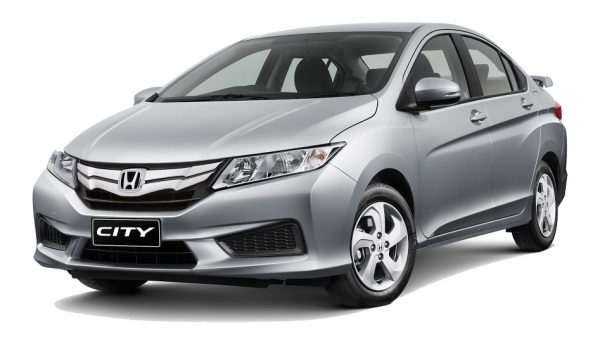 Honda City PCD 2020