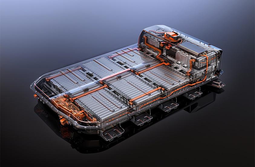 Pin lithium-ion cho EV
