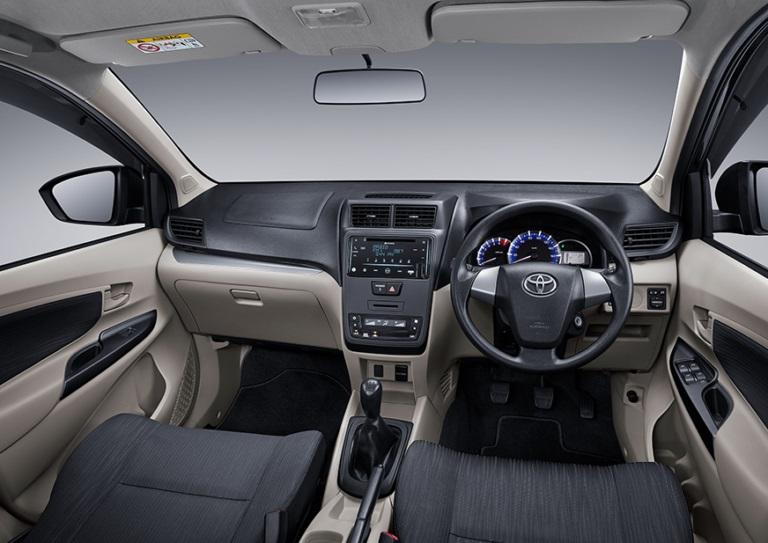 Nội thất Toyota Avanza