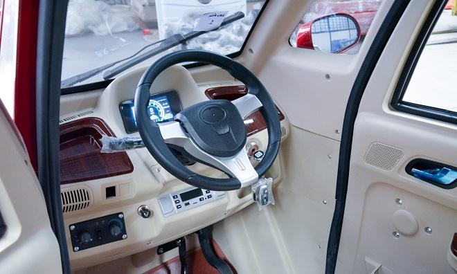 ô tô điện EV Mini DT Motor