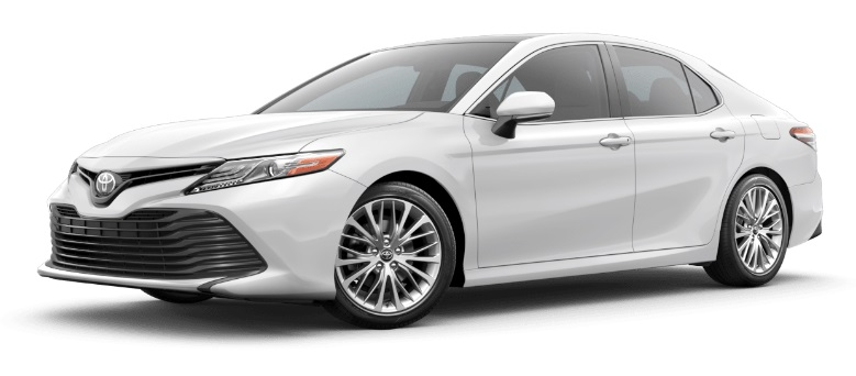 Camry 2020 trắng