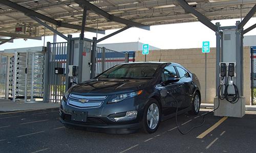 Xe điện của Chevrolet