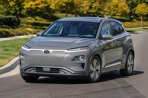 Ôtô điện Hyundai Kona