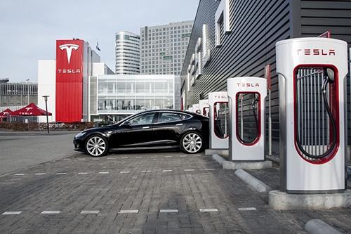 Trạm sạc điện của Tesla