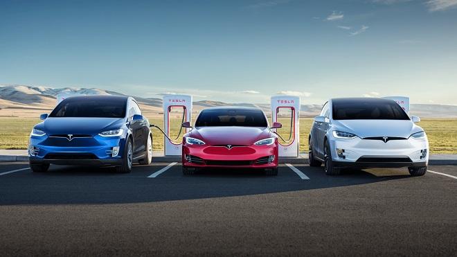 Ô tô điện Tesla Motors