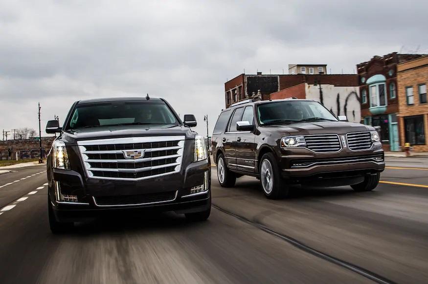 Cadillac & Lincoln
