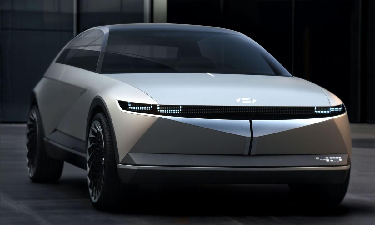 Hyundai Concept 45 EV