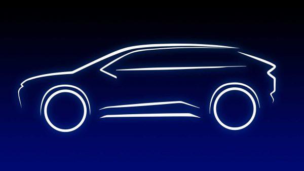 Toyota SUV EV