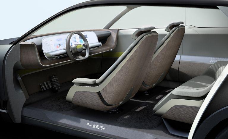 Nột thất Hyundai 45 EV