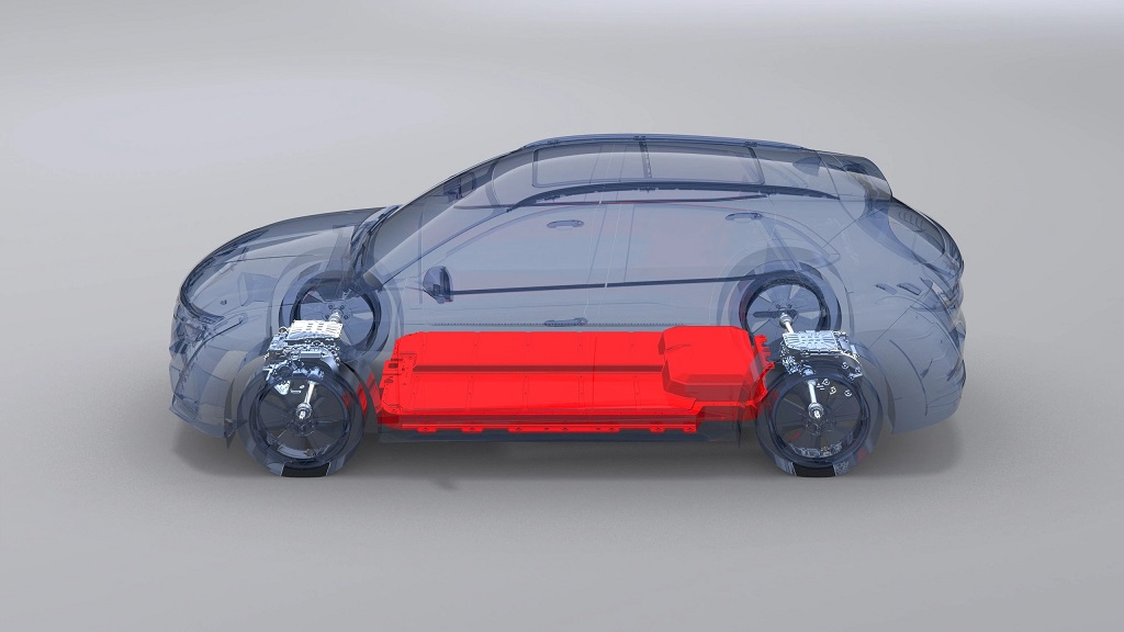 Cấu tạo cơ bản của VF e35